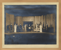 Photograph of a theatrical play