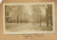 Photograph of Cypress Street