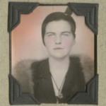 Photograph portrait of Mary Barbara Shields