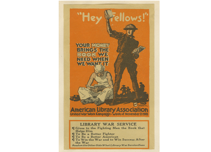 Library War Service