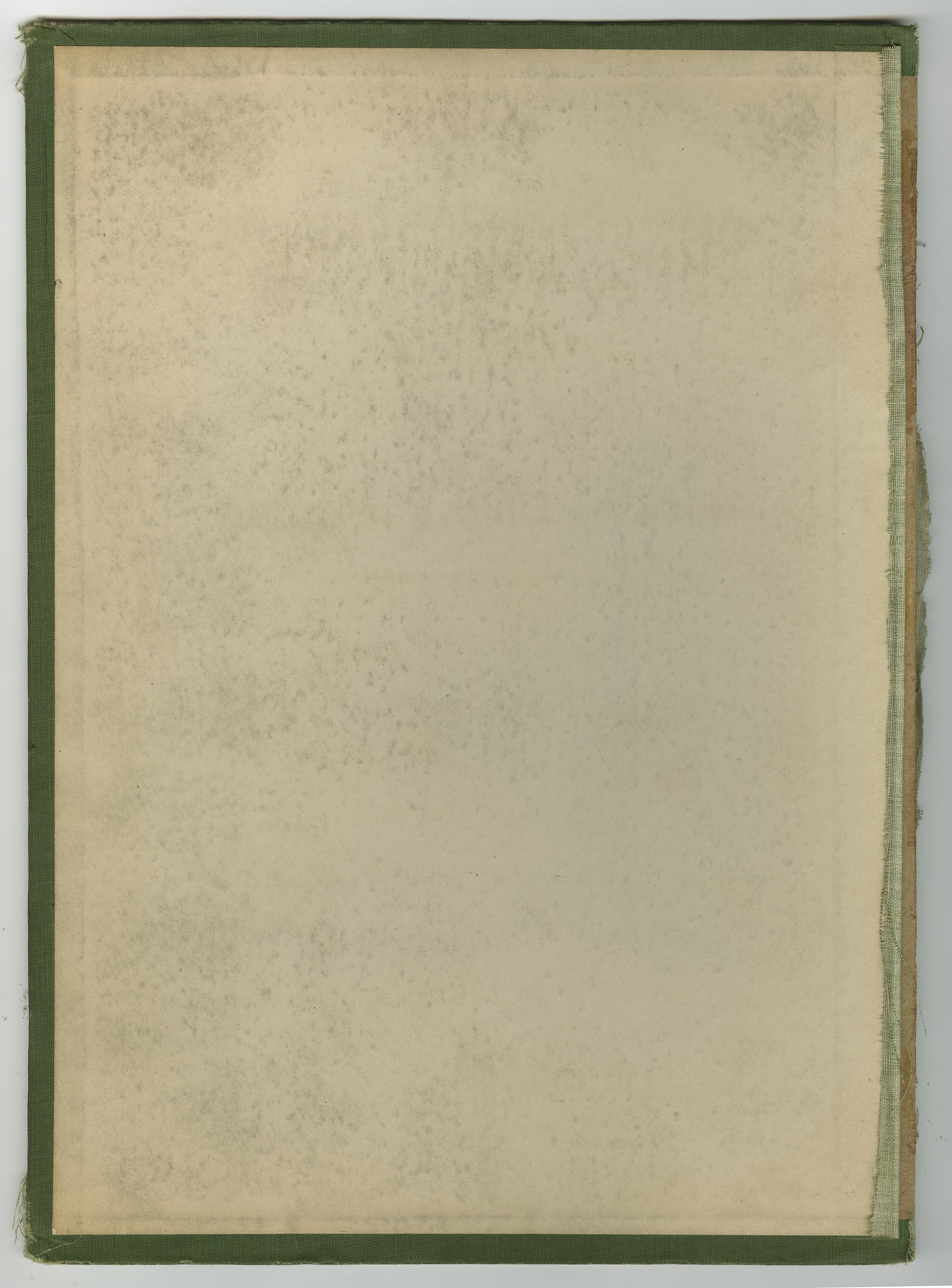 Verso Of Scrapbook Cover Blanche Castleman Link Digital Scrapbook