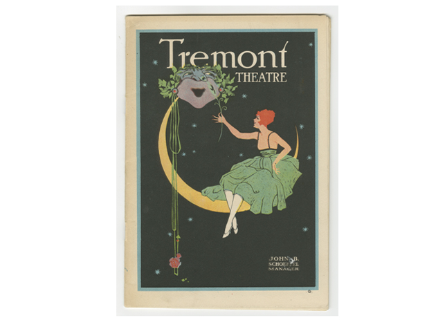 Tremont Theater Program