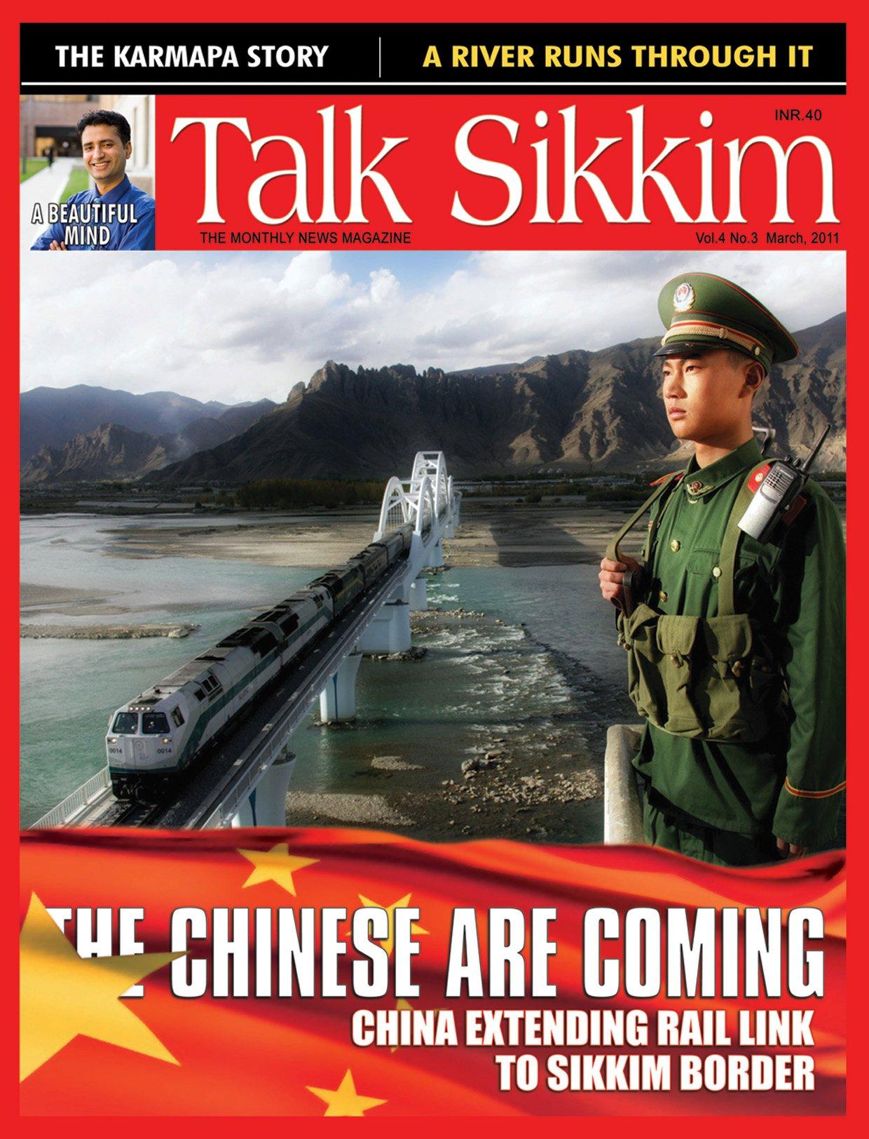sikkim china india