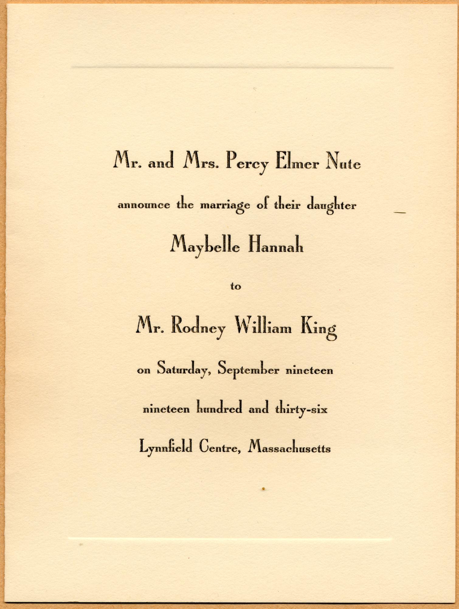Wedding Invitation  Format For Invitation
