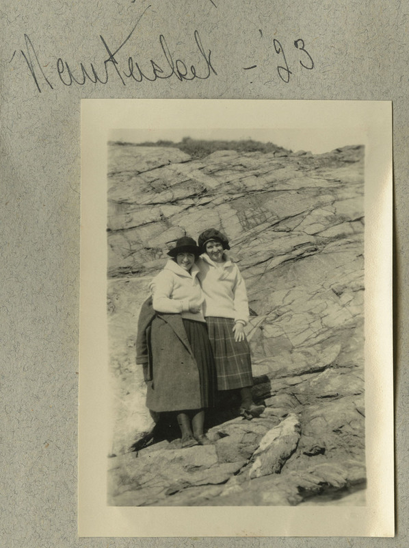 "Caption: ""Nantasket - '23"""